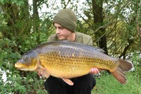 A fantastic new personal best common of 30lb 8oz