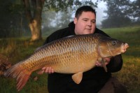 This common was Brad's second capture of the session