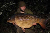 Simon Kenny's second big Norfolk common in recent weeks
