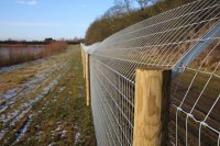 All profit goes towards providing predator fencing
