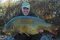 Ben's first night in Italy produced a new PB common