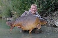 The mighty Gigantica mirror known as Fudgy's