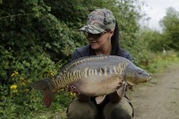 Katie Watkinson with a stunning VS mirror from Embryo Cawcutts