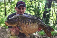 The biggest of a 72 hour session on Wraysbury