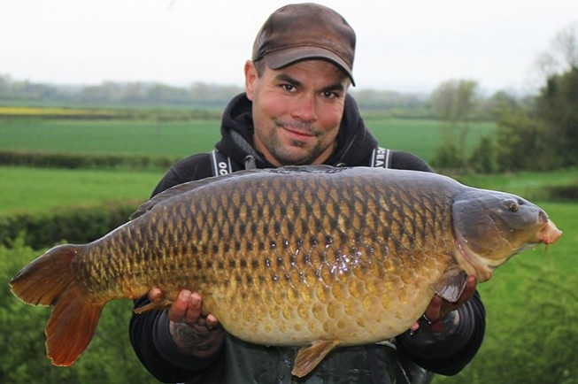 A magnificent looking common for Marc Cavaciuti