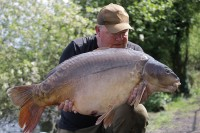 Bill Hodkin had a great trip to Darenth Big Lake