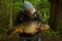 Scott kicked things off with this 31lb mirror