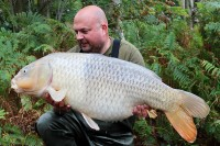 This unusual looking common weighed in at 47lb
