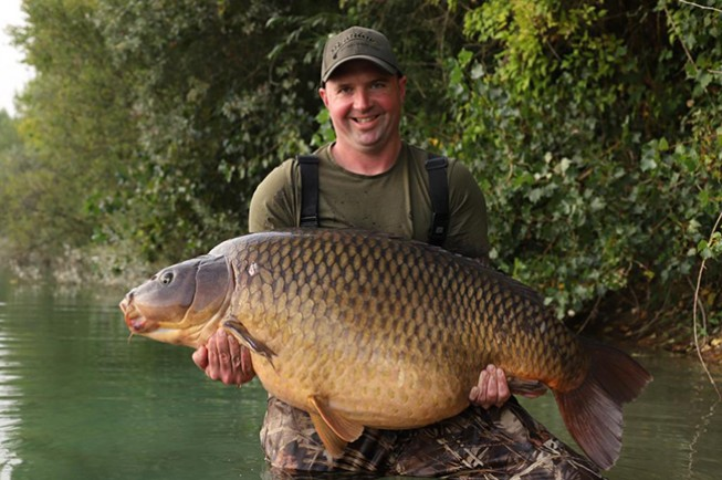 Commons don't get much better than this 80lb 8oz monster