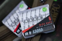 Marc is a big fan of Kamakura hooks