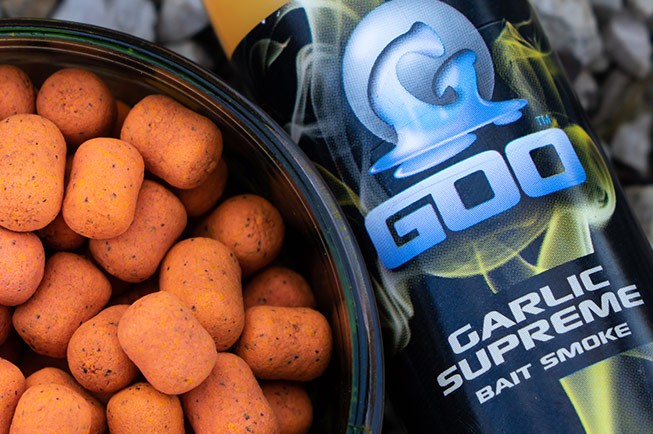 The addition of Goo to hookbaits and bags made a difference