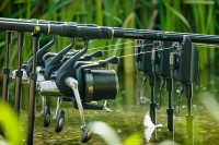 Thinking Tackle a tidy three rod set up