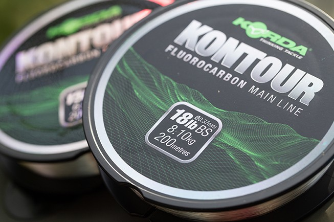 Kontour - Now available in 15lb and 18lb