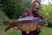 A stunning carp tripped up by Kontour