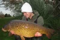 A recent winter corker weighing just under 24lb