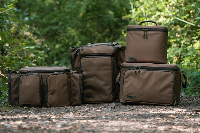The new range of Compac luggage