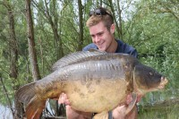 James Armstrong managed some wonderful carp too