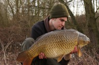 A fine common caught on the Mixas