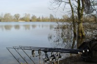 Rods out on Christchurch