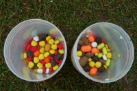 Plastic baits are a must at Fryerning