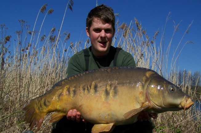 A lovely, scaly one taken on the zigs