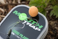 Designed for the easy tying of stiff rigs