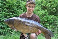 What a cracking scaly carp