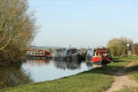 Join Ali Hamidi and James Armstrong on the Grand Union Canal