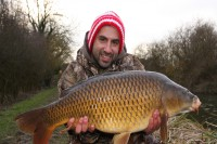 Ali with a fine canal common