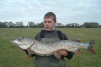 A belting Upper River Thames pike