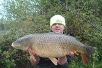 You even capture the odd carp when tenching