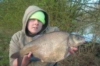 Success on the method feeder
