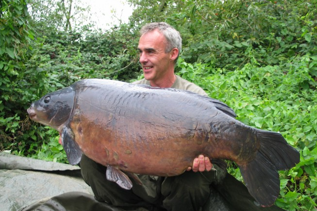 One of carp fishing's most sought after jewels