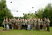 Another group of Carp Academy graduates make the grade