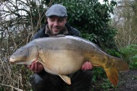 Find out how maggot tactics accounted for this cracking mirror