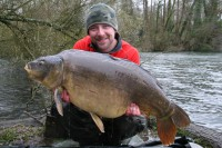 Damian with his Chilham forty