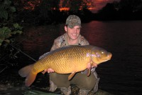 Another long one at 33lb 12oz