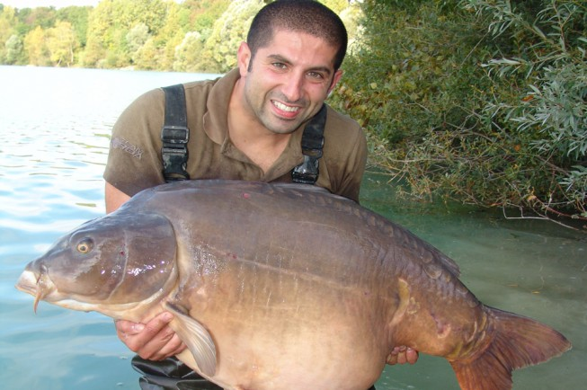 The fish-packed footage includes another seventy pounder!