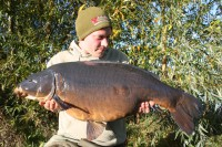The awesome Woodcarving at 35lb 10oz