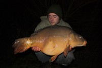 Myles also banked this 30lb 10oz mirror