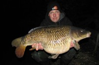 A 2am bite resulted in this 24lb common