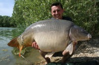 Another typical grey lump of 44lb 12oz