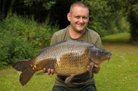 A chunky 24lb common