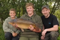 Carp Academy saw loads of bites and PBs tumbling