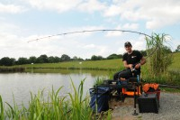 Guru anglers Adam Rooney and Steve Ringer star