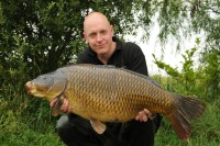 A cracking thirty that Ed caught