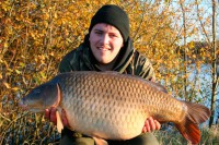 The third run of the morning produced this common