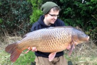 The other side of Neil's big winter common