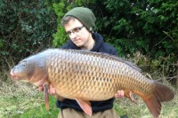 Neil identified his big common as The Undulated
