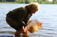 Jake returns a big common